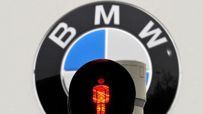 Folgen der Aschewolke: BMW stoppt die Bänder in drei Werken