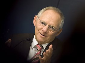 Im Visier der FDP: Bundesfinanzminister Schäuble.