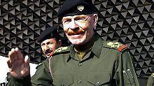 Al-Duri im Jahr 2003.