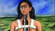 "Frida Kahlo, ""Die gebrochene Säule"", 1944"