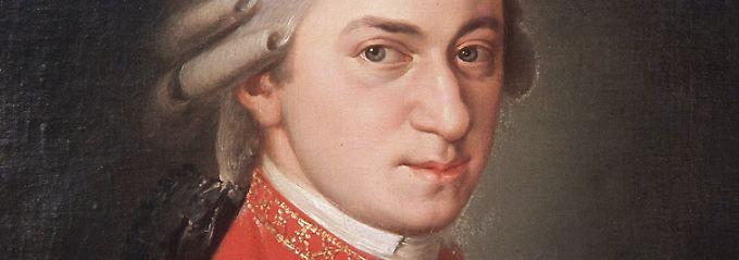 Wolfgang Amadeus Mozart galt schon zu Lebzeiten als Genie. Er wurde nur 35 Jahre alt.