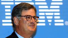 IBM-Boss Palmisano hat in den kommenden fünf Jahren Großes vor.
