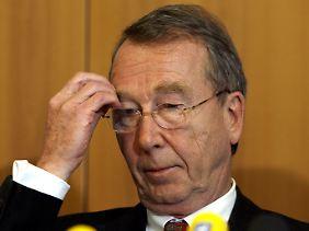 Klaus Hubert Görg kämpft bei Kommunen um den Erlass der Grundsteuer.