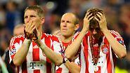 Triple-Traum geplatzt: Bayerns bittere Niederlage