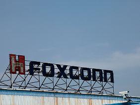 """Bei Foxconn herrsche ein """"militärischer Verwaltungsstil"""", sagen Menschrechtsaktivisten."""