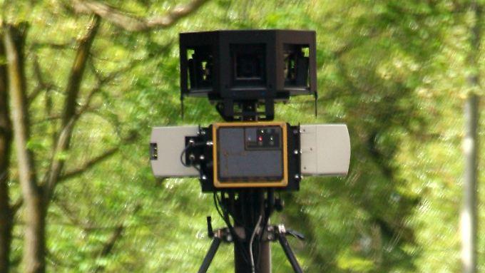 Datenpanne bei Street View: Google unterbricht weltweit Kamerafahrten