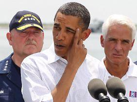 Obama will jetzt der Commander-in-chief sein, ein Präsident in Aktion.