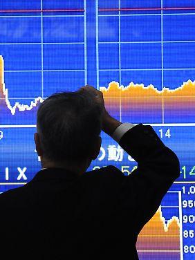 Anleger brauchen Gelassenheit, wenn die Computer an den Börsen nicht mitspielen.
