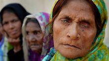 Noch immer leiden die Menschen in Bhopal unter den Folgeschäden der Katastrophe.