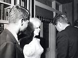Liebten sich Jackie und John wirklich?: Marilyn Monroe spekulierte auf Ehe mit JFK