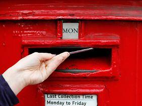 Die Regierung hält Veränderungen bei der Royal Mail für nötig.