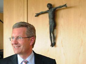 Christian Wulff ist der schwarz-gelbe Kandidat.