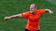 Slowakei schafft kein zweites Wunder: Niederlande robben ins Viertelfinale