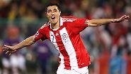 Japan scheitert im Elfmeterschießen: Paraguay zittert sich weiter