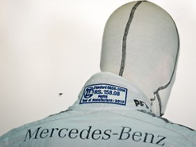 Michael Schumacher geht diesmal endgültig.