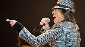 Mick Jagger kritisierte die Ticketpreise beim Auftakt der Stones-Jubiläumstour.