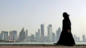 Für Katar ist die Klimakonferenz eine PR-Veranstaltung.