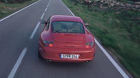 Schon der Basis-Porsche kann mit 280 km/h davonziehen.