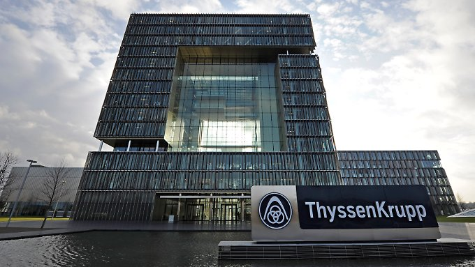 Hauptsitz der ThyssenKrupp AG in Essen.