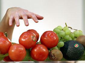 Etwa 60 Prozent der Männer und 43 Prozent der Frauen in Deutschland sind zu dick, griefen aber vermehrt zu Gemüse.