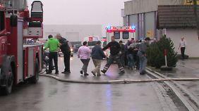 14 Tote in Titisee-Neustadt: Ermittler suchen nach Brandursache
