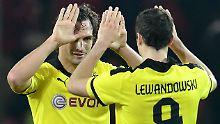 Geht er oder geht er nicht?: Lewandowski sorgt für Wirbel