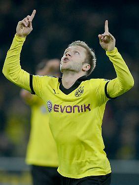 Jakub Blaszczykowski erzielte eines der schönsten Tore der Bundesliga-Hinrunde.
