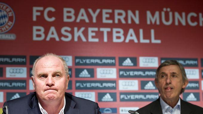 Eines ist sicher: Svetislav Pesic weiß, wie man erfolgreichen Basketball spielen lässt. Ob das auch unter Uli Hoeneß klappt? Abwarten.