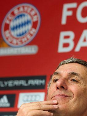 Pesic startet seine Bayern-Karriere mit dem Duell gegen Ex-Klub Alba Berlin.