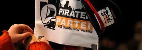 Forsa-Sonntagsfrage: Piraten und Liberale sind raus