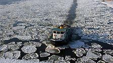 Eisbrecher: Die Panzer des Wassers