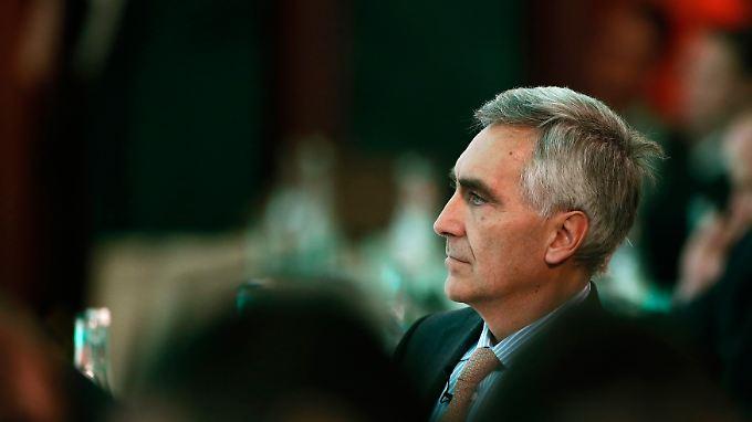 Siemens-Chef Löscher steht wegen sinkender Margen in der Kritik.