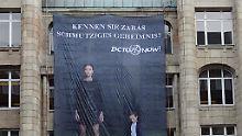 Greenpeace verkündet Erfolg: Zara will auf Gifte verzichten