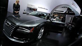 LA Auto Show schwimmt auf grüner Welle: Wo Autofreaks ins Träumen kommen