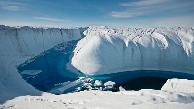 Eine Studie belegt, dass das Polareis auch in der Antarktis rapide verschwindet.