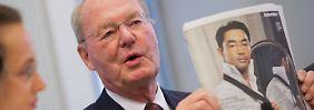 """Henkel führt die Euro-Revolte an: """"Dem Spuk ein Ende bereiten"""""""