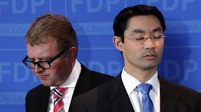 Frank Schäffler ist in der FDP-Führung nicht wohlgelitten.