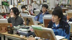 Nur die Leistung zählt: Südkoreaner werden in Kaderschmiede gedrillt