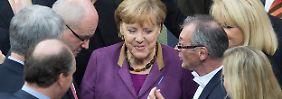 Milliarden für Griechenland: Bundestag stimmt für neue Hilfen