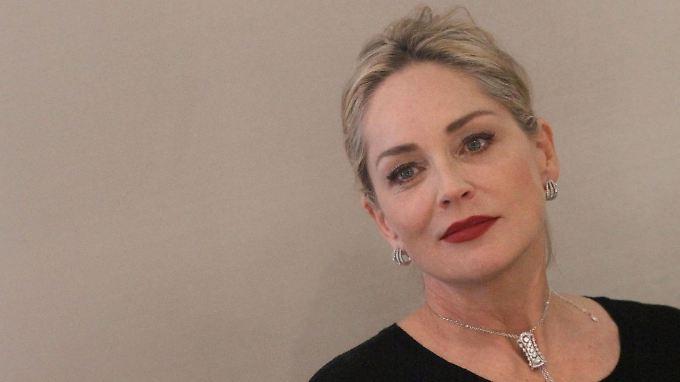 Sharon Stone möchte sich nicht mehr ausziehen.