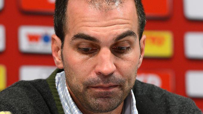 """""""Bin sehr zuversichtlich, dass wir das Spiel gewinnen werden"""": Markus Babbel."""