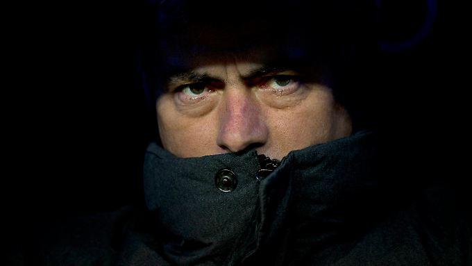 Erfolgreich und unberechenbar: José Mourinho ist der größte Exzentriker seiner Branche.
