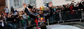 Flaggen-Farce in der Formel 1: Vettel bleibt ganz cool
