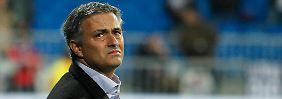 Jose Mourinho ist als Trainer umstritten.