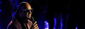 Benefizkonzert für israelisches Militär: Stevie Wonder sagt ab