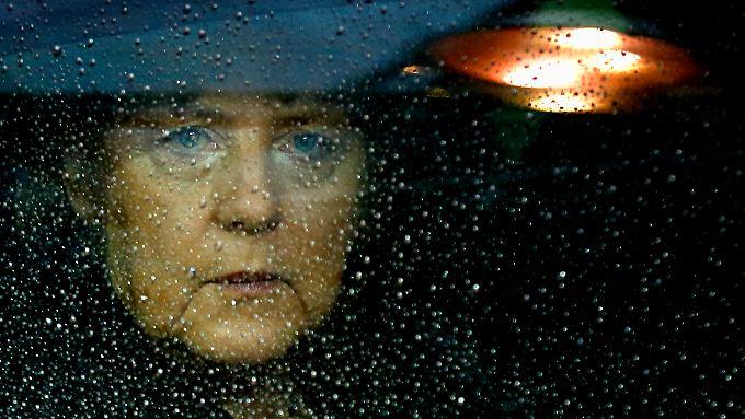 Kanzlerin Merkel dürfte dieser Tage nicht nur die Eurokrise umtreiben.