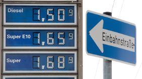 Ab nächstem Jahr werden die Benzinpreise in einer Datenbank erfasst.