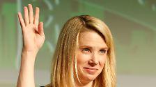 Finanziell ist Mayer ohne Sorgen: Der geschäftliche Erfolg bei Yahoo lässt zwar noch auf sich warten, doch die geschickte Managerin hat sich bereits vorab ein dickes Gehaltspaket von bis zu 120 Mio. Dollar gesichert.