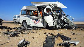 Offenbar gab es bis zum Zeitpunkt des Unfalls keine Probleme mit den ägyptischen Firmen.