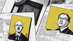 Schraven hat unzählige Dokumente und Berichte durchforstet.